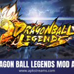 Dragon Ball Legends Mod APK Unlimited Crystals iOS and Android
