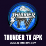 Thunder TV APK App Reviews and Free Download