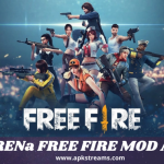 Garena Free Fire Mod APK Unlimited Diamonds, Money and Coins