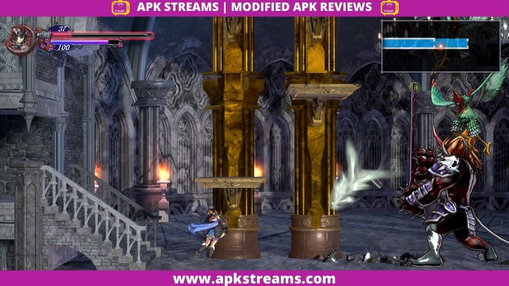 Bloodstained Ritual of the Night Mod APK